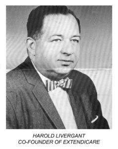 Harold Livergant Co Founder of Extendicare