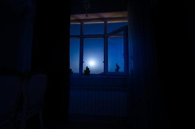 Window open at night keep home cool