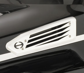 air intake trim