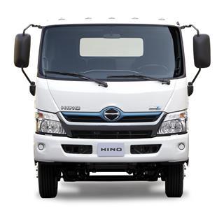 Hybrid Light Duty Cab-Overs