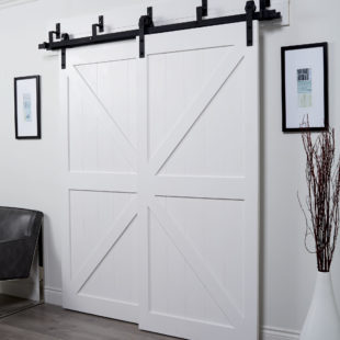 The Benefits of an Easy Glide Soft Close Barn Door